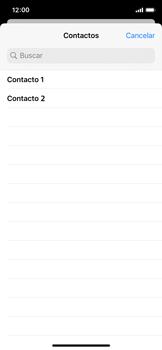 Enviar Animoji - Apple iPhone XS - Passo 7