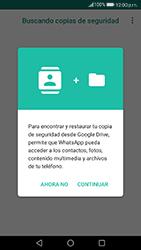Configuración de Whatsapp - Huawei P10 - Passo 10