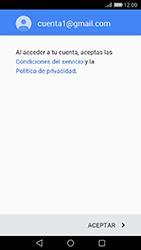 Configura tu correo electrónico - Huawei Cam Y6 II - Passo 14