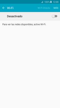 Configura el WiFi - Samsung Galaxy Note 5 - N920 - Passo 5