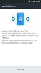 Configura el hotspot móvil - HTC 10 - Passo 7