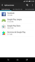 Limpieza de aplicación - HTC Desire 626s - Passo 4