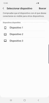 Transferir fotos vía Bluetooth - Samsung S10+ - Passo 12