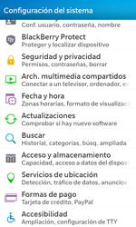 Actualiza el software del equipo - BlackBerry Z10 - Passo 5