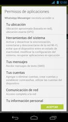 Instala las aplicaciones - Motorola RAZR HD  XT925 - Passo 17