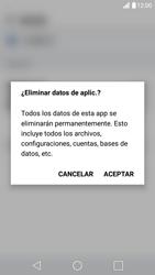 Limpieza de aplicación - LG X Cam - Passo 8