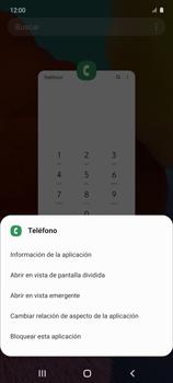 Cómo ver dos aplicaciones a la vez en pantalla - Samsung Galaxy A51 - Passo 4