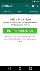 Configuración de Whatsapp - LG K10 - Passo 10
