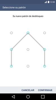 Desbloqueo del equipo por medio del patrón - LG G4 - Passo 12