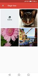 Envía fotos, videos y audio por mensaje de texto - Huawei Y5 2018 - Passo 10