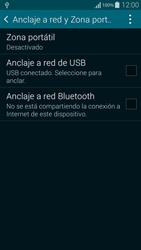 Comparte la conexión de datos con una PC - Samsung Galaxy Alpha - G850 - Passo 6