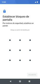 Desbloqueo del equipo por medio del patrón - Motorola Moto G7 Plus - Passo 7