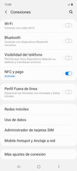 Configura el hotspot móvil - Samsung Galaxy A51 - Passo 5