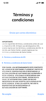 Activar el dispositivo con la función antirrobo - Apple iPhone 11 Pro - Passo 26