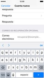 Crea una cuenta - Apple iPhone SE - Passo 13