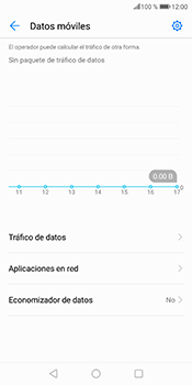 Desactivación límite de datos móviles - Huawei P Smart - Passo 6