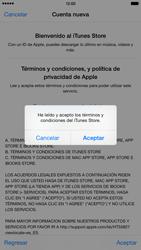 Crea una cuenta - Apple iPhone 6 Plus - Passo 10