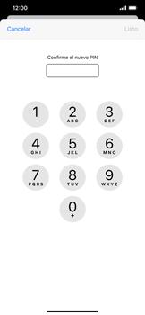 Cómo cambiar el código PIN de la SIM - Apple iPhone 11 - Passo 9