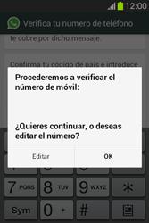 Configuración de Whatsapp - Samsung Galaxy Fame GT - S6810 - Passo 6