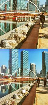 Cómo grabar video con dos vistas - Huawei P40 - Passo 11