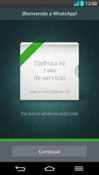 Configuración de Whatsapp - LG G2 - Passo 9