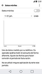 Desactiva tu conexión de datos - LG K10 2017 - Passo 5