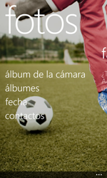 Transferir fotos vía Bluetooth - Nokia Lumia 820 - Passo 4