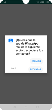 Configuración de Whatsapp - Huawei Y7 2019 - Passo 8