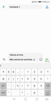 Envía fotos, videos y audio por mensaje de texto - Huawei Mate 10 Lite - Passo 11