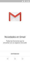 Configura tu correo electrónico - Motorola Moto E5 Play - Passo 5