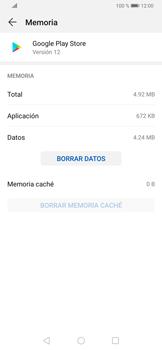 Limpieza de aplicación - Huawei P30 - Passo 7