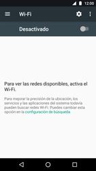 Configura el WiFi - Motorola Moto G5 - Passo 5