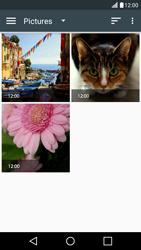 Envía fotos, videos y audio por mensaje de texto - LG K10 - Passo 17