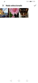 Cómo enviar un correo electrónico - Huawei P30 Lite - Passo 14