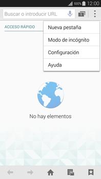 Configura el Internet - Samsung Galaxy Note IV - N910C - Passo 20