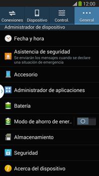 Actualiza el software del equipo - Samsung Galaxy Note Neo III - N7505 - Passo 6