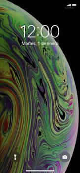 Bloqueo de la pantalla - Apple iPhone XS - Passo 6