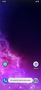 Tomar una captura de pantalla - Motorola One Zoom - Passo 4