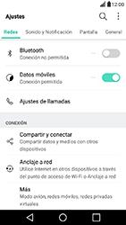 Configura el hotspot móvil - LG X Power - Passo 3