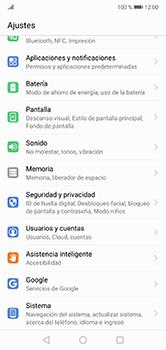 Actualiza el software del equipo - Huawei P20 Lite - Passo 4