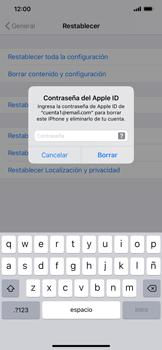 Desactivar la función antirrobo - Apple iPhone 11 - Passo 12