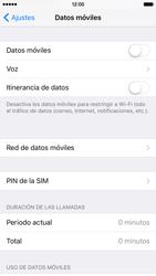 Desactiva tu conexión de datos - Apple iPhone 6s - Passo 4