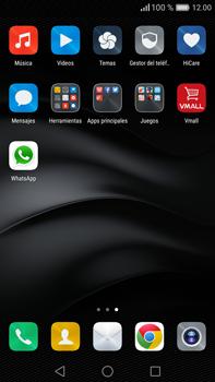 Configuración de Whatsapp - Huawei Mate 8 - Passo 3