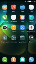 Transferir fotos vía Bluetooth - Huawei G Play Mini - Passo 3