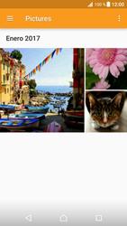 Transferir fotos vía Bluetooth - Sony Xperia XZ Premium - Passo 8