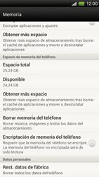 Restaura la configuración de fábrica - HTC ONE X  Endeavor - Passo 5