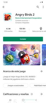 Instala las aplicaciones - Samsung Galaxy S20 - Passo 17