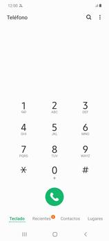 Cómo bloquear llamadas - Samsung Galaxy Note 20 - Passo 3