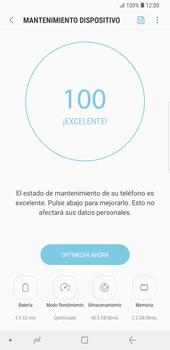 Modo de ahorro de batería - Samsung Galaxy S9 Plus - Passo 4