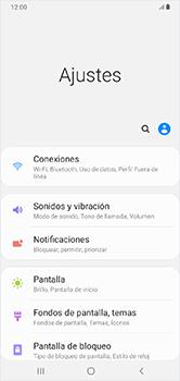 Desactiva tu conexión de datos - Samsung Galaxy A10 - Passo 3